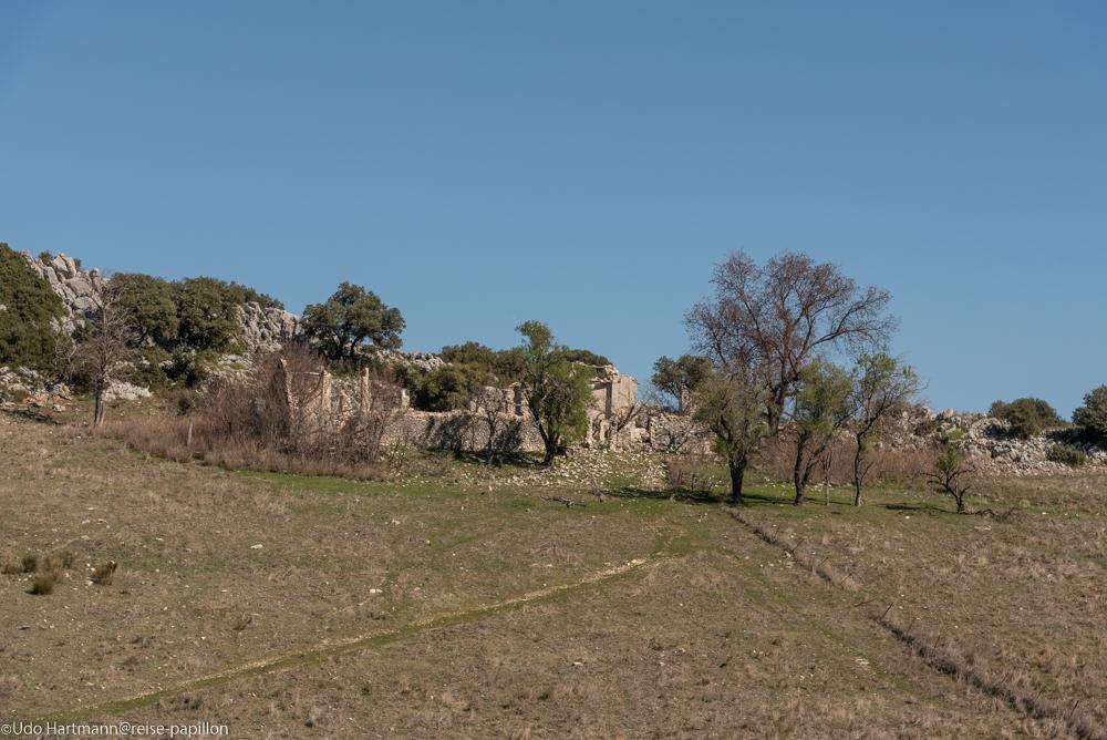 Verfallener Bauernhof Nr.2