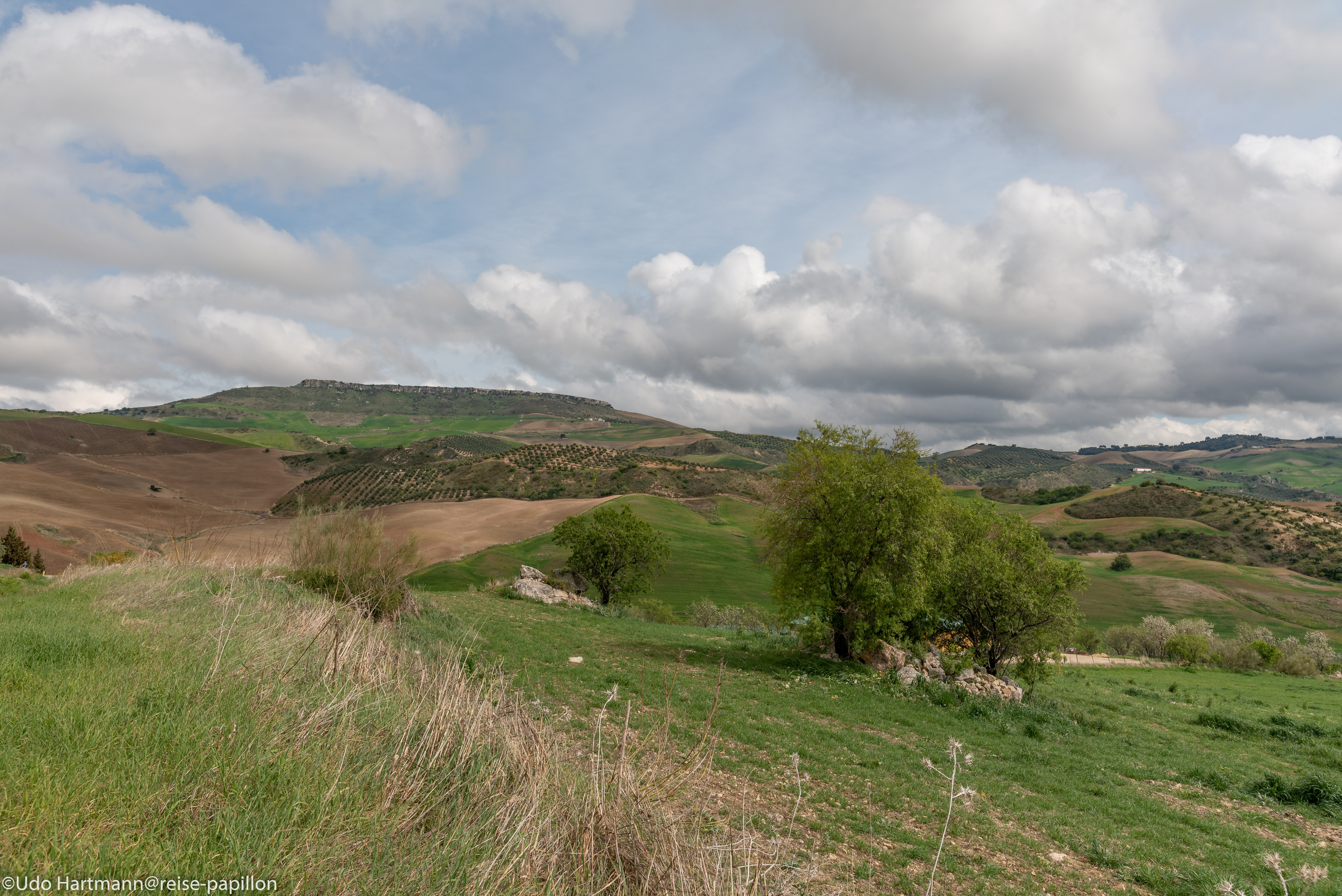 In der Sierra de Grazalema